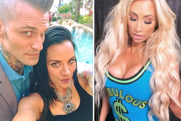 #WWE star Corey Graves denies affair with Carmella after wife accuses him on Instagram https://t.co/Hgv5PeXytN