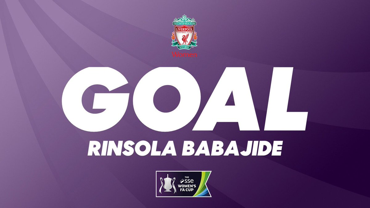 67: GOOOOOAAAAAALLLLLL!!!  @RinsolaB11_ cuts in and sends a powerful left-footed strike into the roof of the net!  [2-0] #LFCWomen