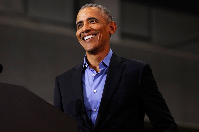 Should we make tomorrow Obama day on twitter? Pics &amp; praise for Presidents Day, for 44, still our real president? I think Trump will love it. #obamaday <br>http://pic.twitter.com/r44qEiSWdx