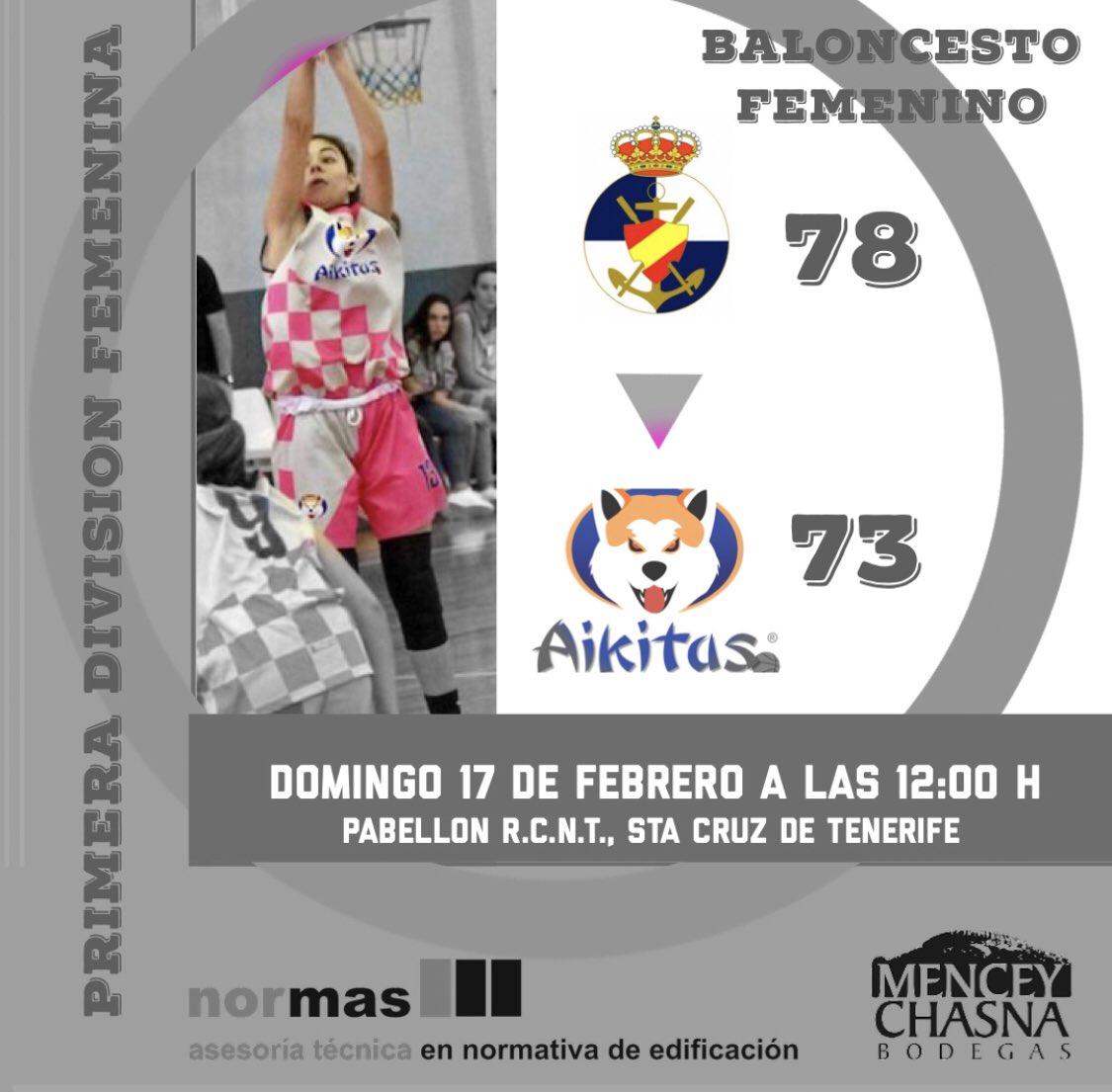 #aikitasbasket #aikitas  #baloncestofemenino #basketball #santacruzdetenerife #tenerife #Tenerifelicidad #normasasesoriatecnica @normas_at http://www.normasasesoriatecnica.com #bodegasmenceychasna http://menceychasna.com