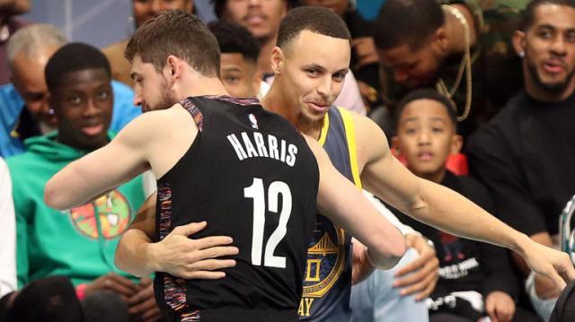 Hoop News Nets' Harris beats Stephen Curry for 3-point title http://watchbasketballvideos.com/index.php/2019/02/17/nets-harris-beats-stephen-curry-for-3-point-title/… #NBA #Basketball