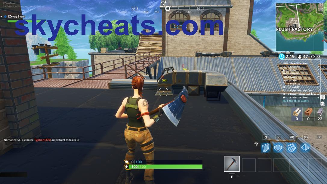 Fortnite External Aimbot