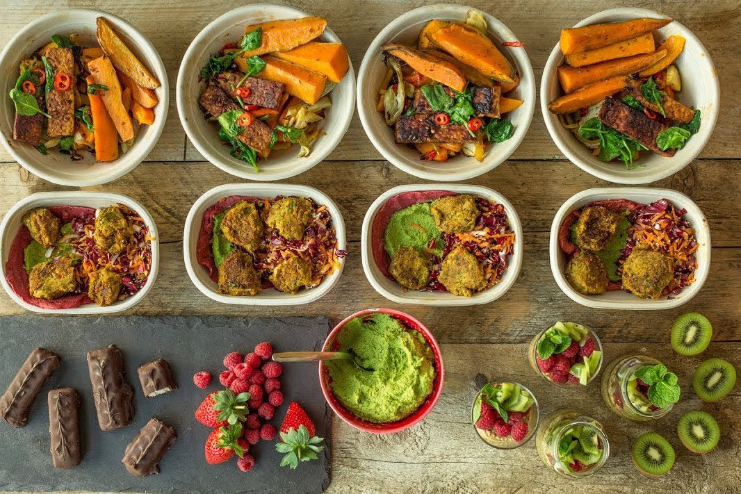 Planning your meals for the week ahead? Check out our Vegan Rainbow Meal Prep, it's a really handy way to make sure you get lots of the amazing minerals, vitamins & nutrients we need. Click the link for vid -  https://t.co/tD5YpBzE0f