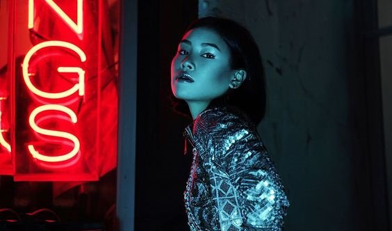 Chinatown's Token  | Photography by #TFCMember Elo Durand Photography  and styled by Yenifer Ubiera Editorial Photo Stylist  for #hufmagazine View more: http://ow.ly/r40R30nJkKC   👩🏻: @alyssaddicted 💄✂️: @karlsanchezmakeup  #thefashioncollectiveinc #TFCinc #editorial
