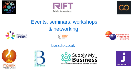 Discover events, workshops, conferences & exhibitions happening in Kent A #BBunker Blog http://www.kentbusinessradio.co.uk/kent-events-2