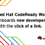 Image for the Tweet beginning: Now available, Red Hat CodeReady