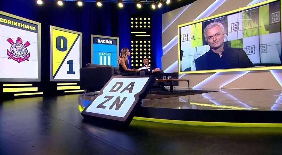 Mourinho tem contrato milionário para comentar jogos da Copa Sul-Americana no Brasil https://t.co/NPXsJx29DP -via  @esportefera