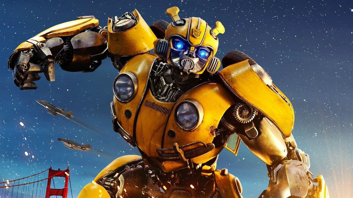 Hasbro has announced that 'BUMBLEBEE' will be the start of a new rebooted 'Transformers' universe. (Source: https://news.tfw2005.com/2019/02/16/transformers-brand-info-from-new-york-toy-fair-2019-fan-media-panel-hasbrotoyfair-383106 …)
