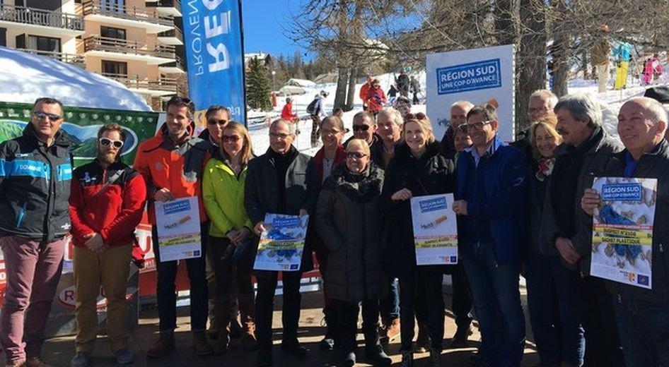 #Alpes : une campagne régionale pour l' #écologie lancée à #Risoul https://t.co/y5cSYc5VSQ