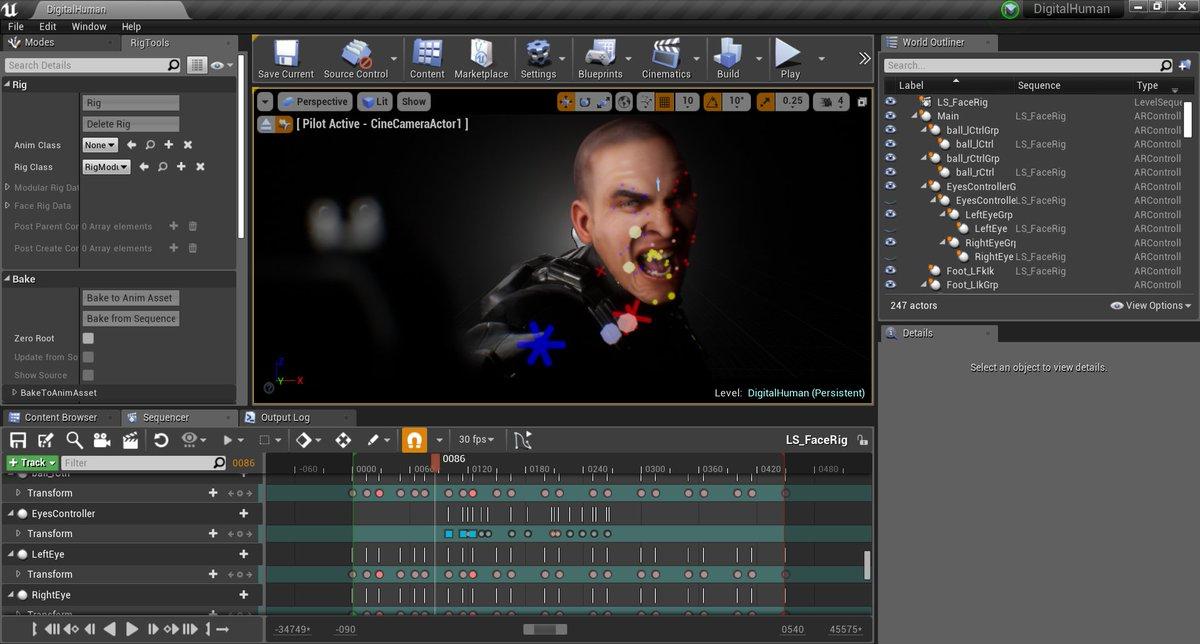 Blender Face Rig Download