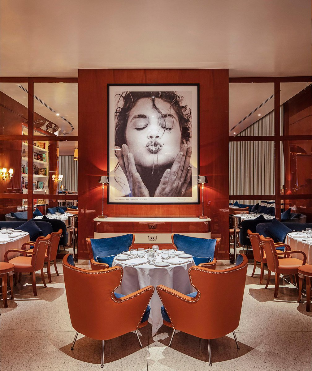 Cipriani at Wynn Plaza Shops is the first location of this iconic restaurant on the West Coast. You haven't had a Bellini until you've had one at Cipriani's, afterall, they are the ones who invented it.  https://t.co/17V6dJYlC3