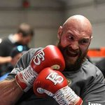 'I hired him for two weeks sparring, I ended up sending him back home after one day'  Tyson Fury claims to have floored Anthony Joshua's opponent Jarrell Miller seven times during training  https://t.co/o2Zl4JEpIV