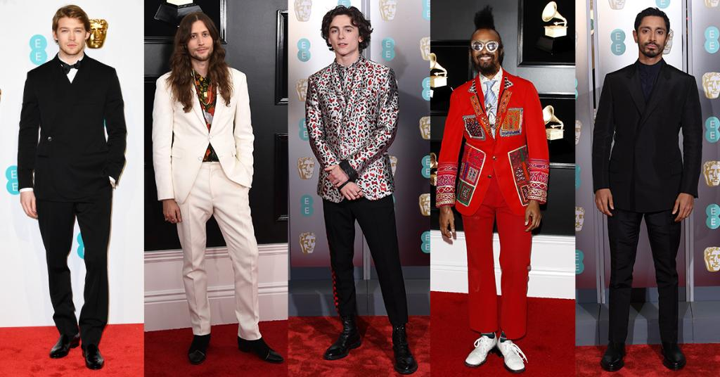 Style lessons from the #EEBaftas and #Grammys red carpets: https://t.co/fTNZjQT1xh