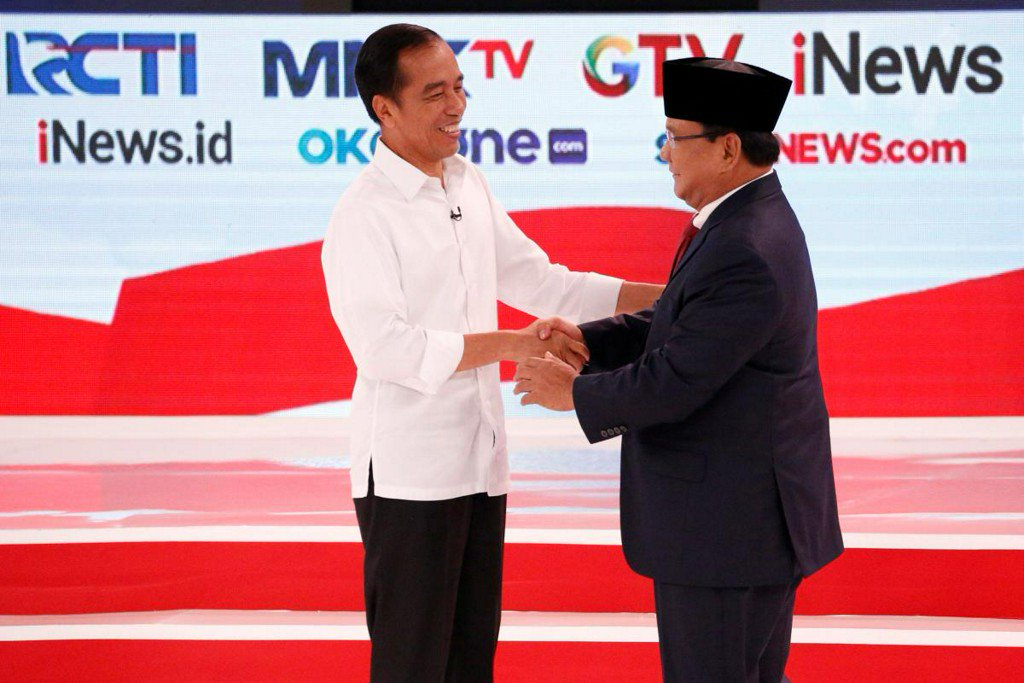 Indonesian presidential hopefuls vow energy self-sufficiency through palm https://reut.rs/2SE0aRX