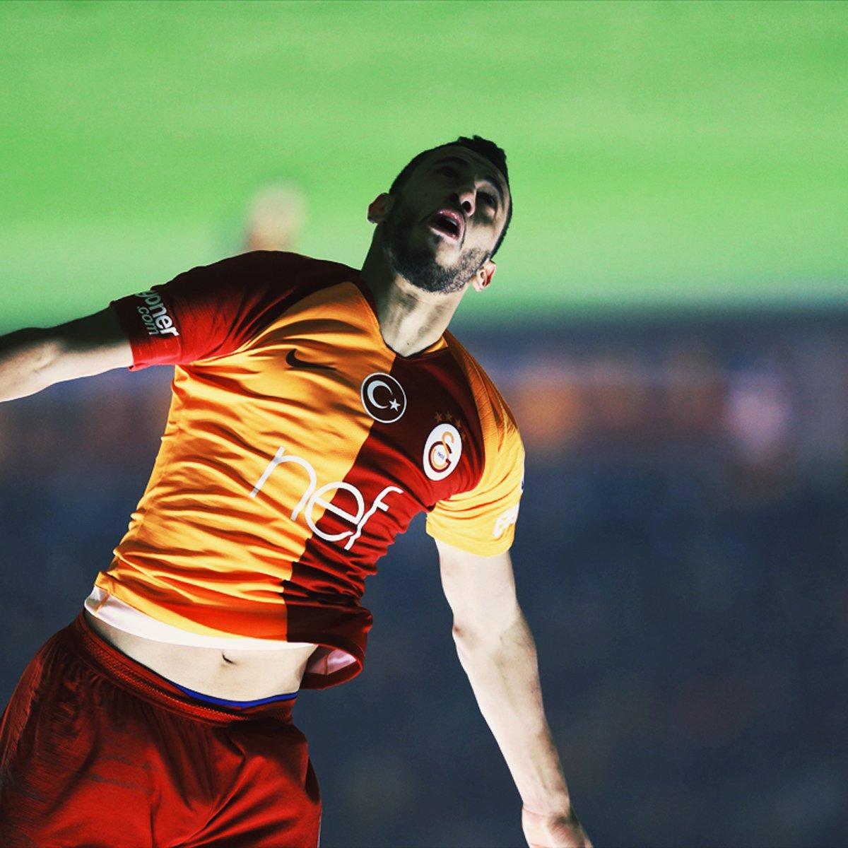 Younes Belhanda, Süper Lig'de oynadığı son 3 maçta 3 gol 2 asistlik performans sergiledi.