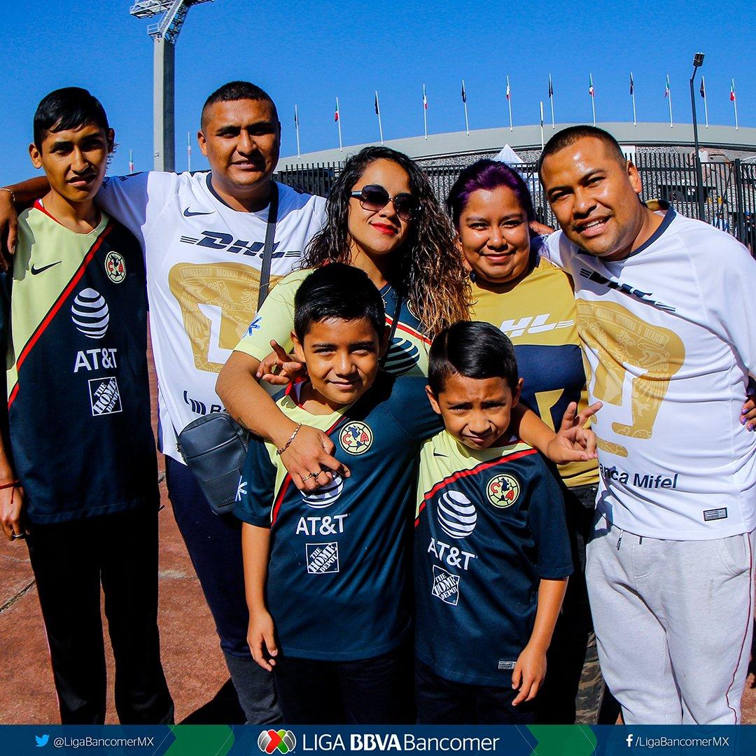 LIGA Bancomer MX's photo on Pumas vs América