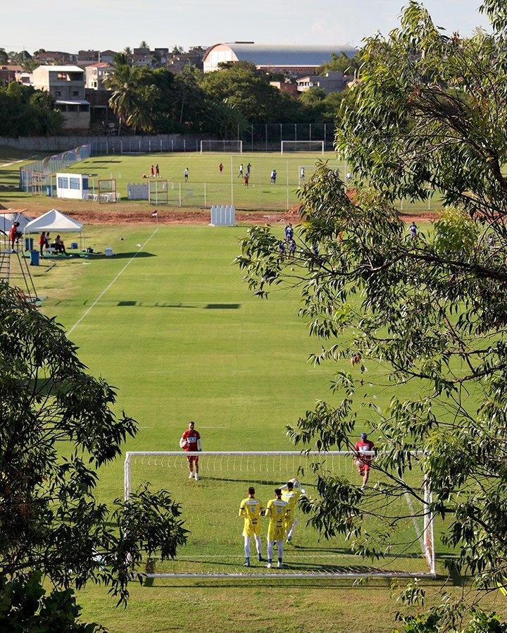 🔵🔴⚪ Sem folga, grupo que jogará Sul-Americana, no Uruguai, trabalhou forte neste domingo ➡️ https://t.co/bVMZJm4RPf  #Bahia88