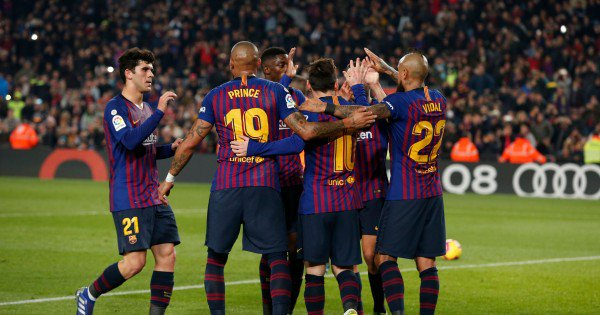 Barcelona Player Ratings vs Real Valladolid: Messi penalty the difference in sluggish performance https://t.co/L0ECXnRCJO https://t.co/SPj6WC92tR