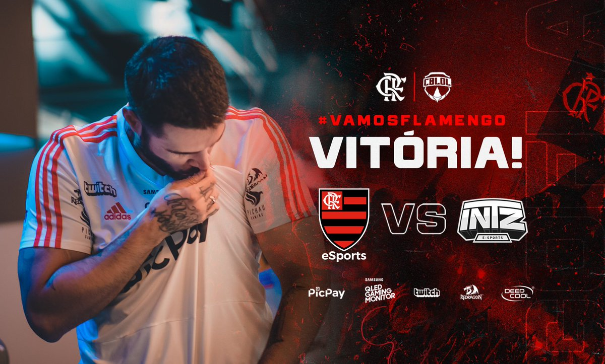 Flamengo eSports's photo on #GOFLA