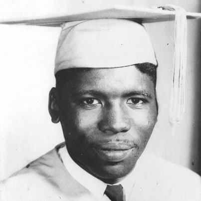 Today, on #JimmieLeeJacksonDay, I'm recognizing Jimmie Lee Jackson who was beaten and killed by police in a peaceful civil rights march. He was just 26 years old. #BlackHistoryMonth