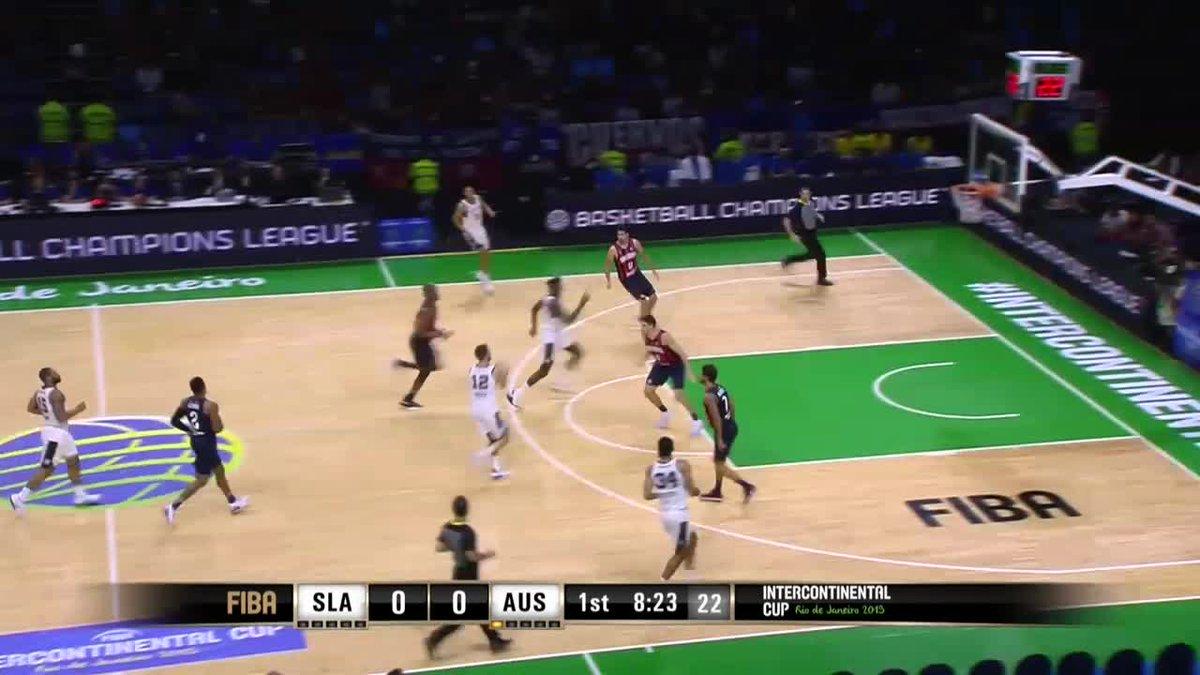 BRIMAH takes off! 🚀 #IntercontinentalCup  🏀 @CASLABasquet 🆚 @austin_spurs   📺 http://go.fiba.basketball/FIBAIC_Live   📖 http://go.fiba.basketball/FIBAIC_SLAvAUS  💻 http://go.fiba.basketball/FIBAIC