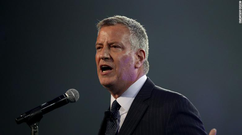 New York mayor says Amazon headquarters debacle was 'an abuse of corporate power' https://cnn.it/2SFoMd6