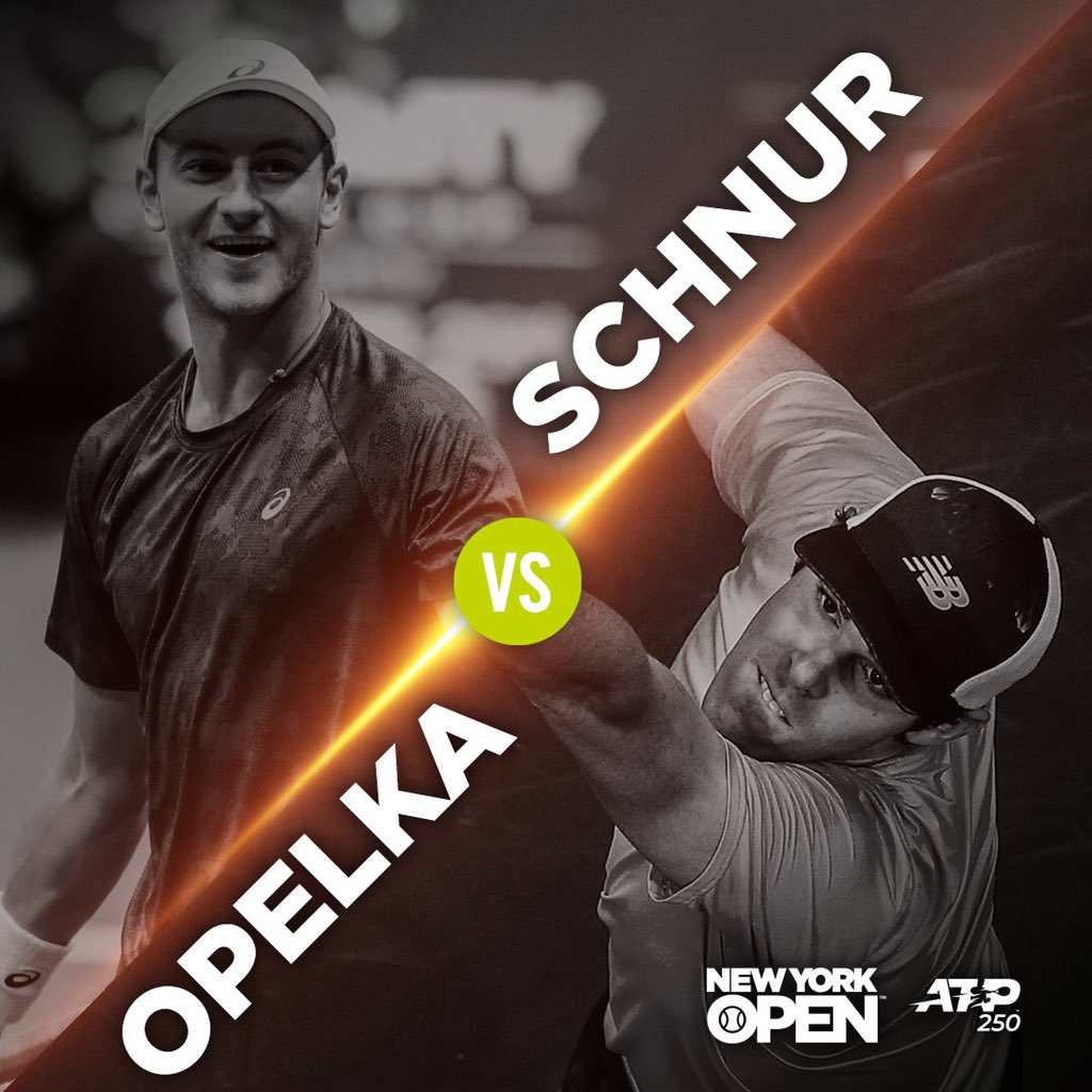 The @NewYorkOpen finals are today! #NYOpen19 #BackInBlack