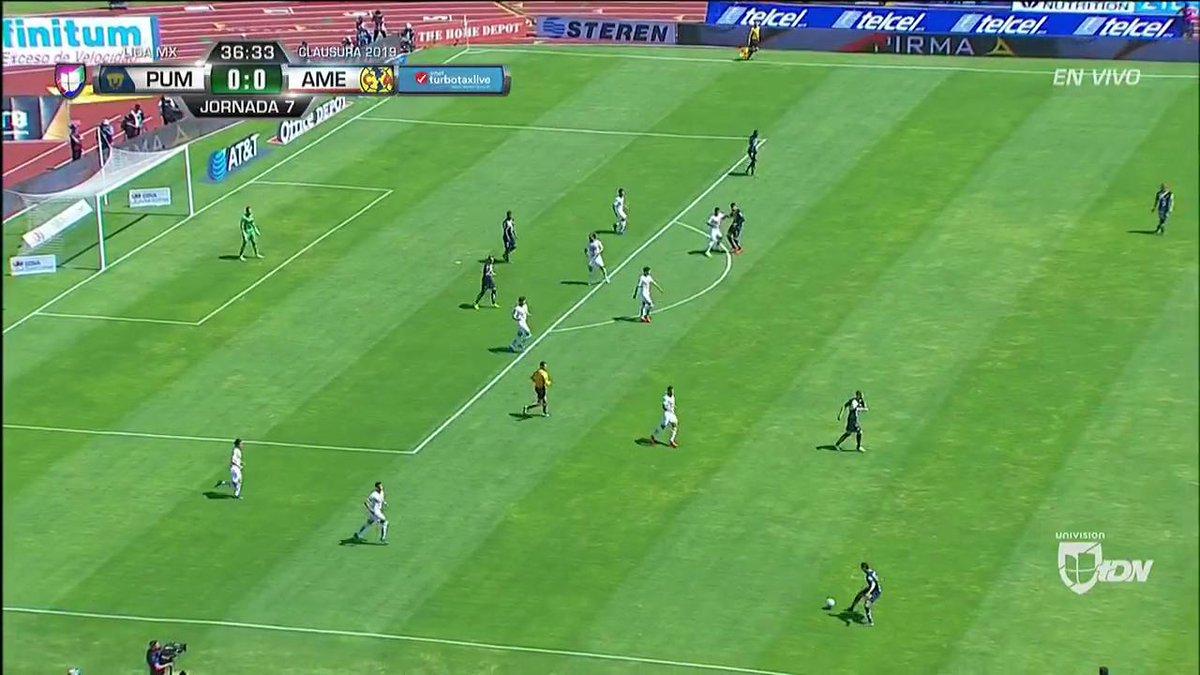 Univision Deportes's photo on Pumas vs América