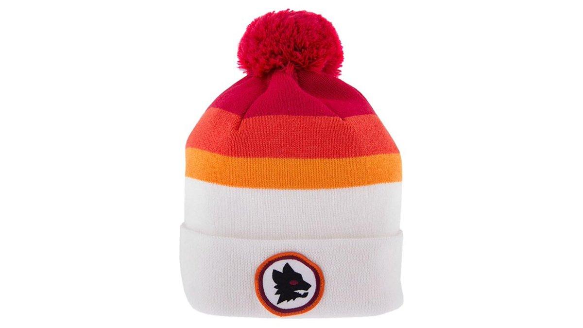 RT OfficialASRoma: Ciao scintilla_rm, è il #RandomActsOfKindnessDay  e dato che sei al nord, abbiamo pensato di spedirti questo berretto per combattere meglio il freddo 😄