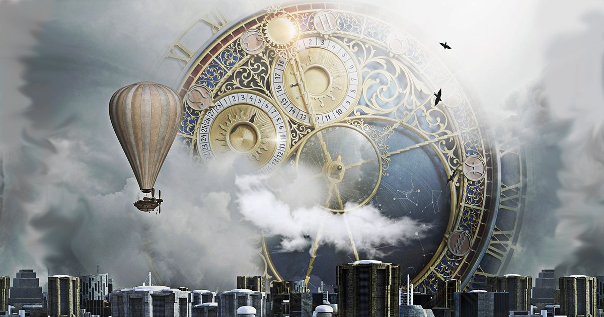 #Steampunk appears in many forms of art. Read in this blog about some interesting examples. https://t.co/nfQGKgt5uJ