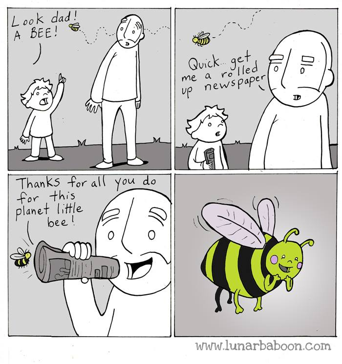 We love this @Lunarbaboon cartoon so much!