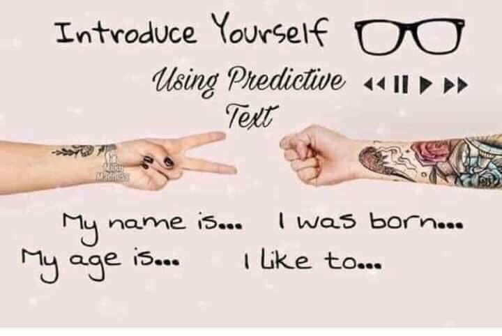 My name is Chuck   I was born in a bad news way  My age is going through the process  I like to think about you and your pets