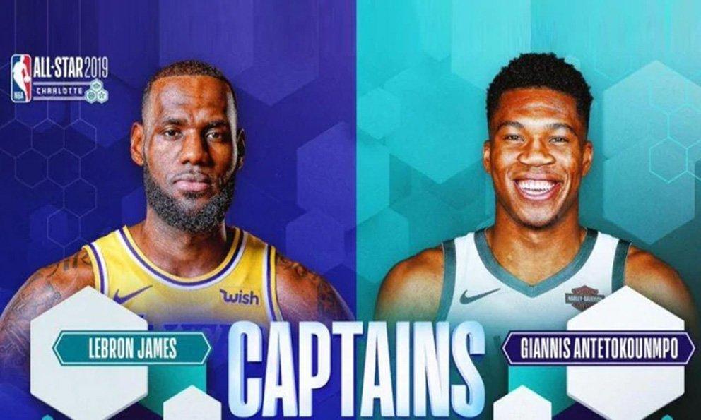#Internacionales Todo listo para el #AllStarGame2019 de la #NBA https://t.co/EIEPVDYItn