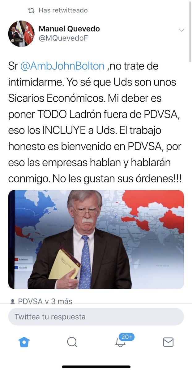 Maduro: Si algo me pasa, ¡retomen el poder y hagan una revolución más radical! - Página 8 DzoW1g5WkAUS73d