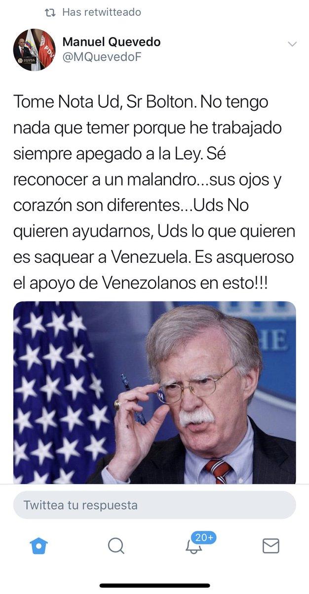 Maduro: Si algo me pasa, ¡retomen el poder y hagan una revolución más radical! - Página 8 DzoW1hAXgAAv7mo