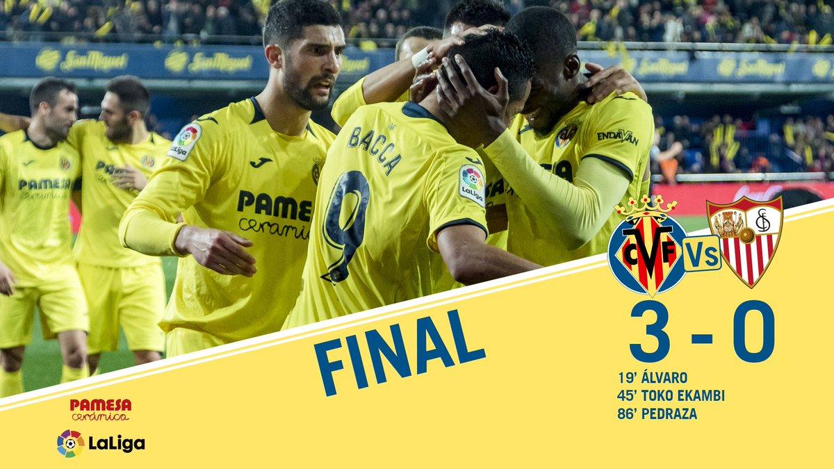 Villarreal-FC Séville