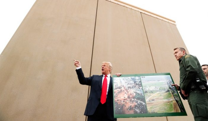 SOURCE LATINO: President Trump Declares National Emergency To Get Money For Border Wall https://t.co/DaOM7Bg4UT