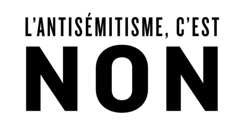 Je serai mardi place de la République pour dire Non! au fléau de l'antisémitisme, qui s'exprime de plus en plus ouvertement dans nos rues. Non, car nous ne devons pas cesser le combat. Il en va des valeurs que nous défendons, et de la France que nous voulons.