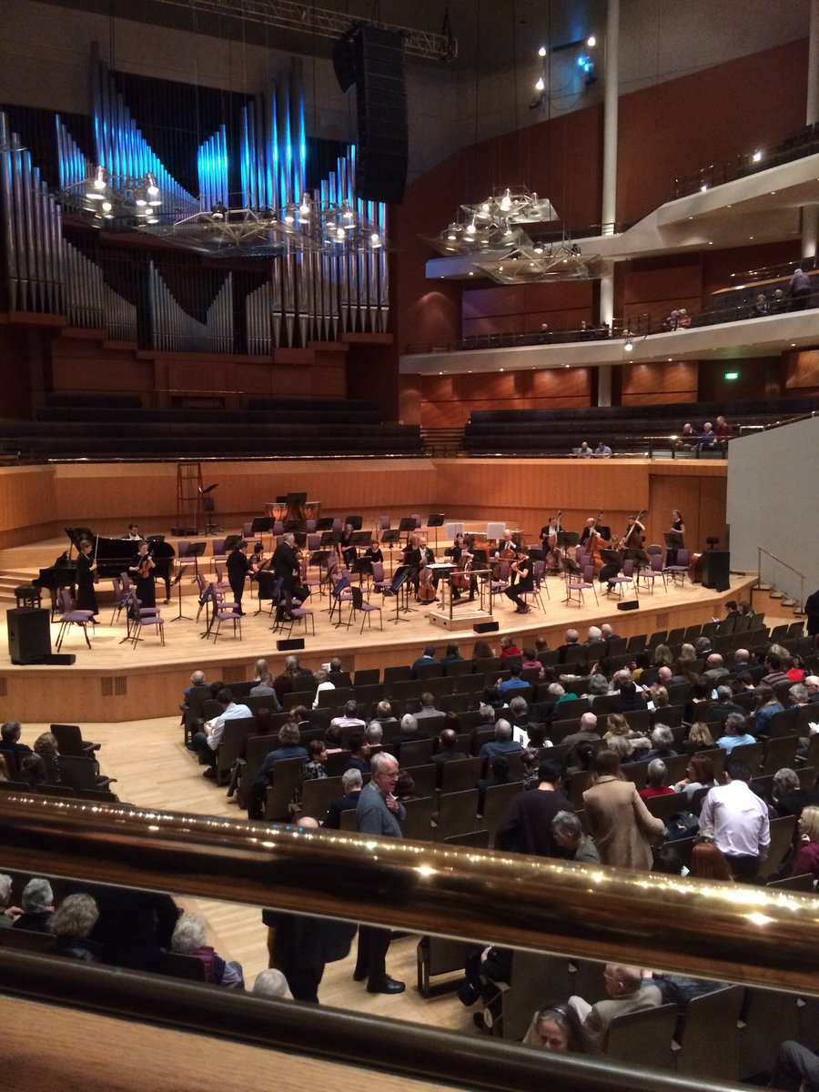 And #Ohtheanticipation @the_halle ..... #culture #performingarts #orchestra #tuningup