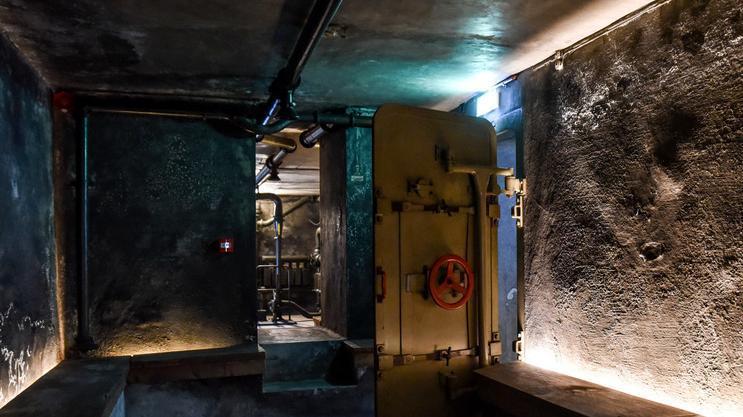Tra bunker e affreschi apre al pubblico il nuovo m...