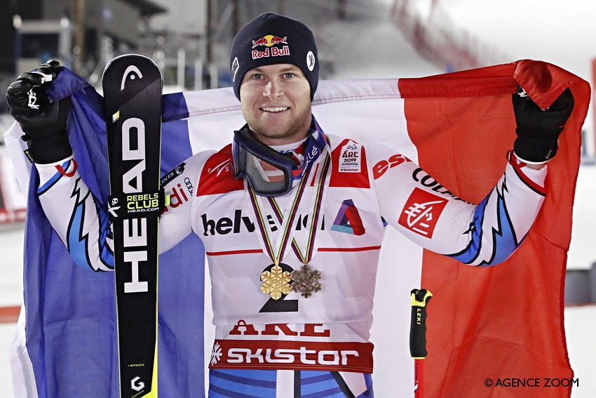 No regrets and a big smile after 15 crazy days ! I enjoyed so much skiing and be able to compete in all races for gold !  I want to remember this from my world champ !! Thank's to everybody !! #WorldChamp  #Gold #Bronze #4th