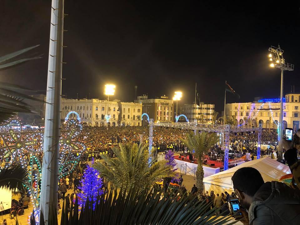 Ливийская революция продолжается
