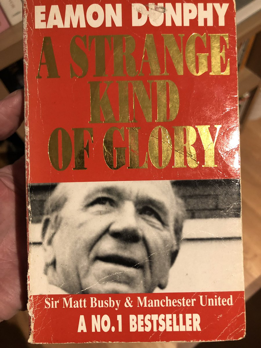 I've accepted the #7bookchallenge from @jimw1 to post seven different book covers on seven days without comment, each day inviting someone else to do likewise. On day 1 I nominate @TheFarm_Peter