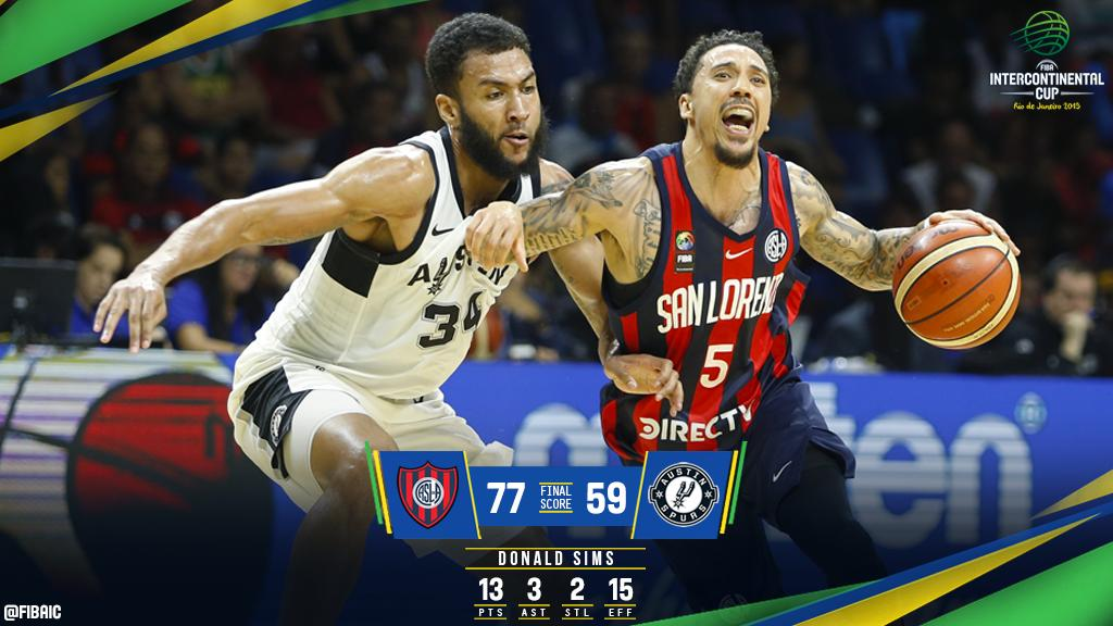 .@CASLABasquet takes the 🥉! Defeat @austin_spurs 77-59 to take the third place at the #IntercontinentalCup! 👏  📊http://go.fiba.basketball/FIBAICSLAvAUS3rdPlace…