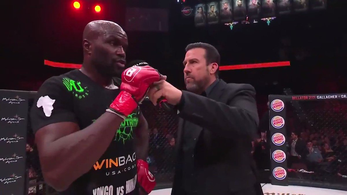 Image for the Tweet beginning: Check in with @Kongo4Real and