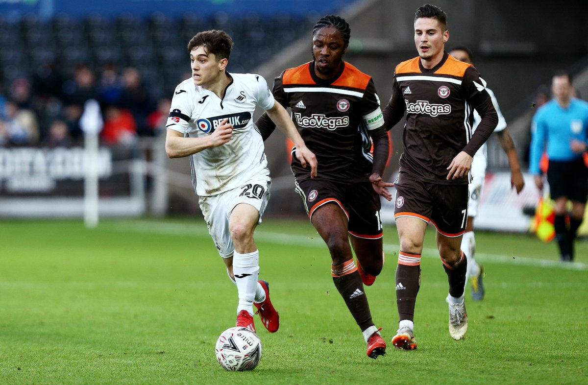 🗣️ 'This is one of the best moments in my Swansea career...'  @Daniel_James_97 talks about the #Swans' comeback win and THAT goal. 👉  https://t.co/MYzwOdtOav