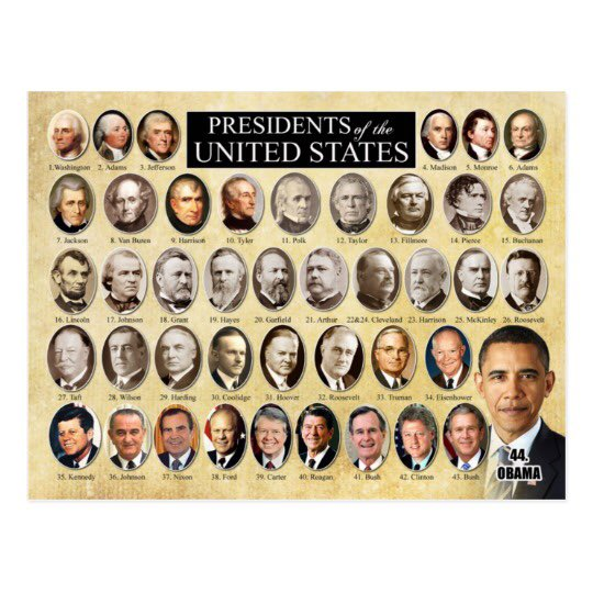 18th February 2019. Presidents Day. 🇺🇸