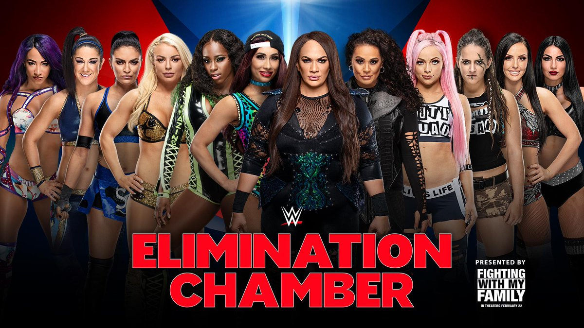 wwe elimination chamber 2019 results daniel bryan vs kofi kingston ronda rousey wwe wrestlemania full match wwe elimination chamber 2019 highlights wrestlemania 35 matches and predictions wwe news and rumors wrestling news wwe raw 2019 wwe smackdown live results wwe 205 live highlights - DzomccaWoAMRugn - WWE Elimination Chamber 2019 Full Show Results and highlights