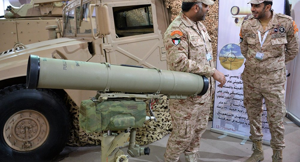 #AbuDhabi purchases Russian anti-tank missile systems - #UAE armed forces https://t.co/n2PhfUr9jZ