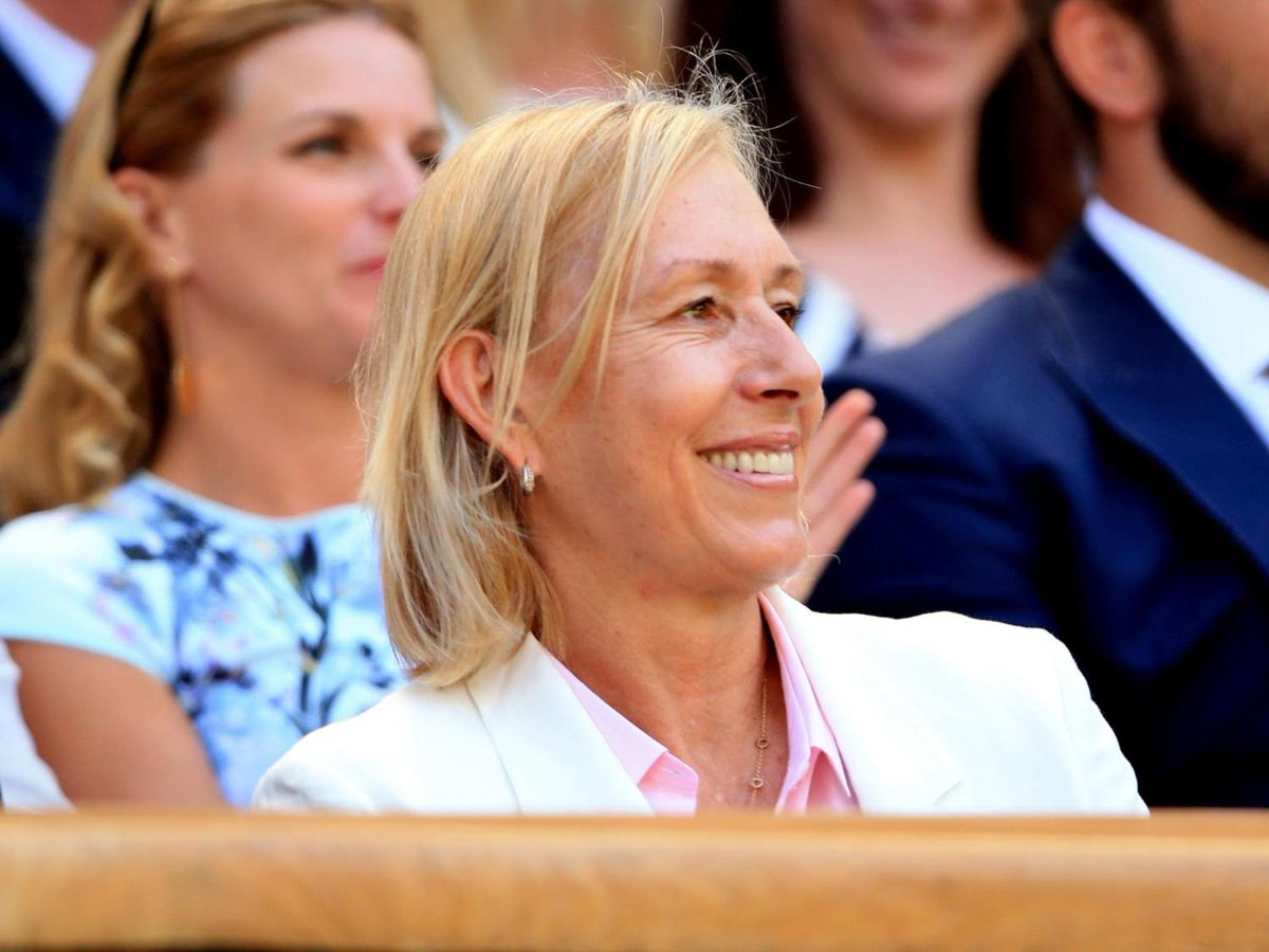 Martina Navratilova says transgender women are 'cheating' if they compete in women's sport https://www.independent.co.uk/news/world/martina-navratilova-transgender-women-sport-cheating-rachel-mckinnon-a8783671.html?utm_term=Autofeed&utm_medium=Social&utm_source=Twitter#Echobox=1550436034 …